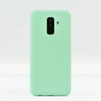 Etui do Samsung Galaxy A6 Plus 2018 / SA6PLUS 2018-W292 MIĘTOWY