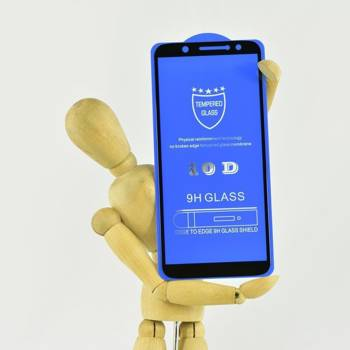 Szyba 5D do Samsung Galaxy A6 2018 / SZYBA 5D SA6 2018-SH5D CZARNA
